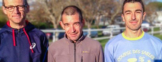 Osante champion d'aquitaine (100Km de Belves)