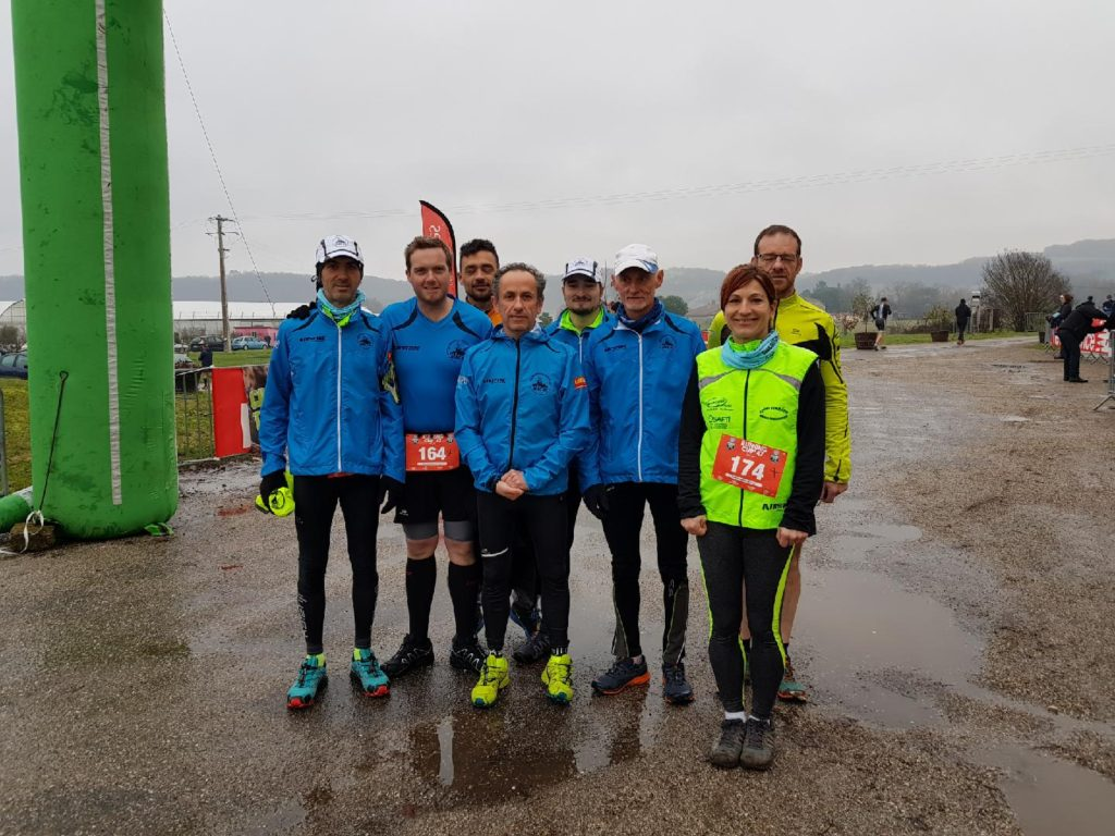 Trail Layrac 2018