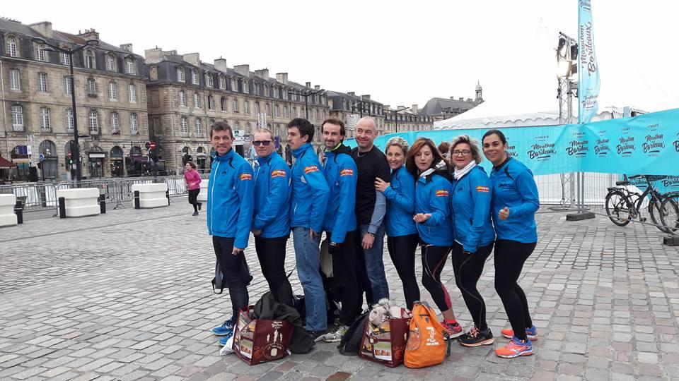Marathon Bordeaux