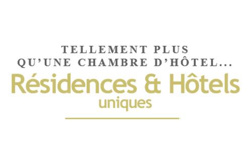 Résidence et Hôtels Uniques